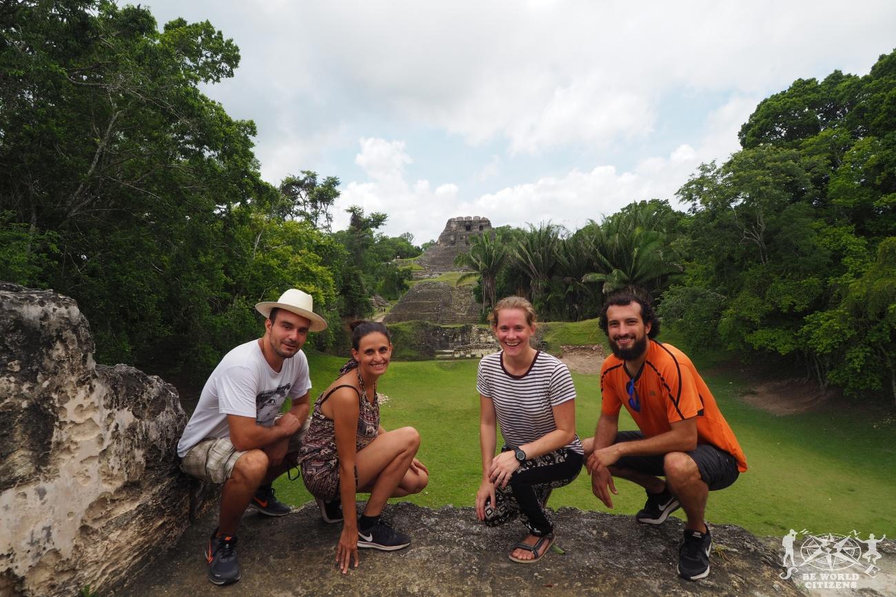 Belize: Xunantunich
