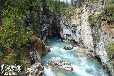 Galleria Canada: Marble Canyon