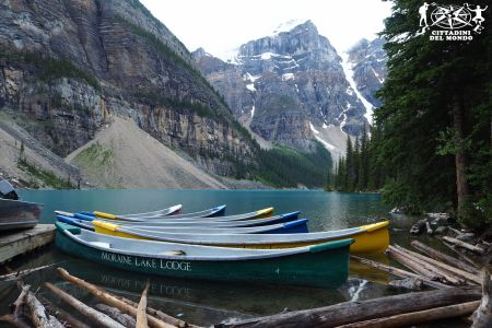 Galleria Canada: Lake Moraine