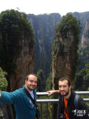 16.11.11-13 - Zhangjiajie National Park, Cina(274)