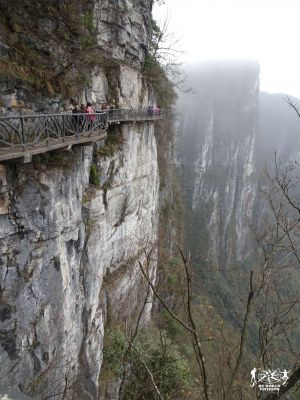 16.11.11-13 - Zhangjiajie National Park, Cina(589)