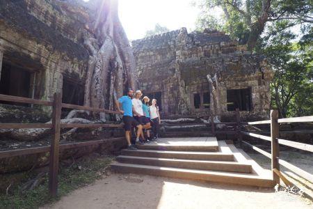 Cambogia: Ta Phrom