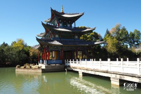 Cina: Lijiang, Black Dragon Pool Park