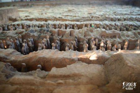 Cina: Xi'An - Esercito di Terracotta