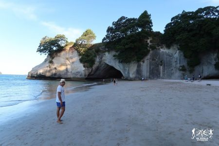 New Zealand: Cathedral Cove