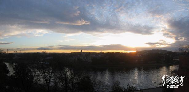 Cracovia - Tramonto
