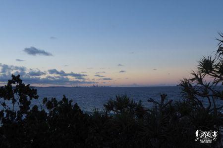 Skyline di Surfers Paradise
