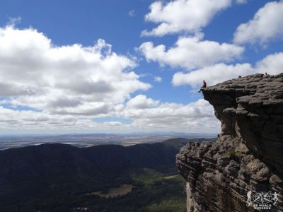 Grampians NP: The Pinnacle