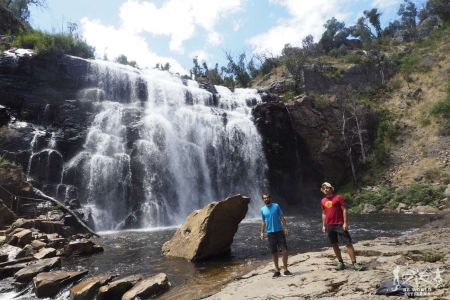 Grampians NP: McKenzie Falls