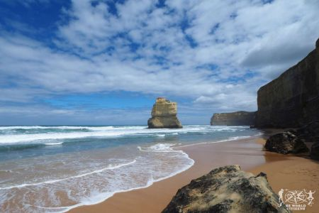 Australia: Great Ocean Road - Gibson Steps