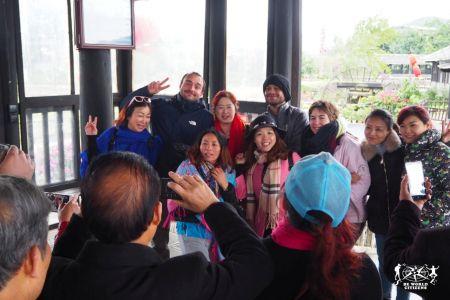 Guilin: Selfie cinese a Shangri-Là