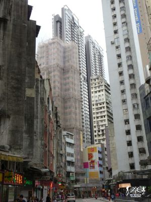 Hong Kong: Impalcature
