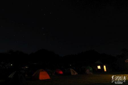 Isola di Pasqua: Camping