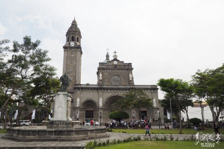 Filippine: Manila, cattedrale