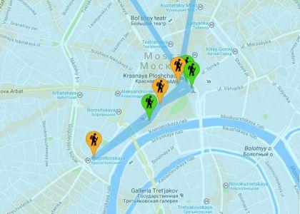 Mosca Mappa