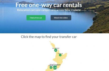 Nuova Zelanda Transfer Car
