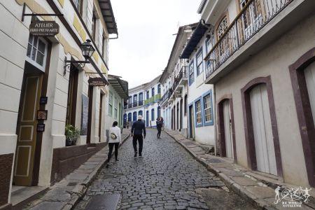 Brasile: Ouro Preto