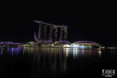 Singapore: Marina Bay Sands
