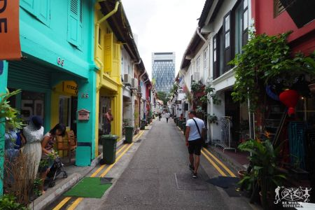 Singapore: Haji Lane