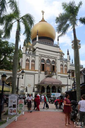 Singapore: Arab Street