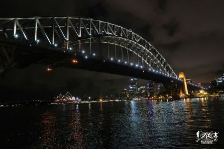 Australia: Sydney - Harbour Bridge