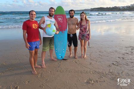 Australia: Sydney - Bondi Beach