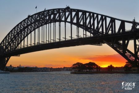 Australia: Sydney - Harbourg Bridge