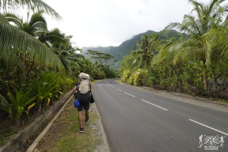 Polinesia: Moorea