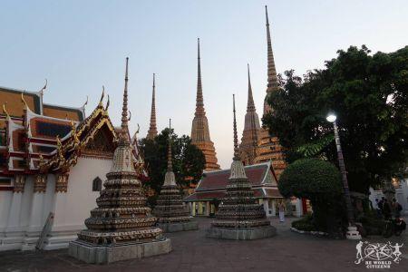Thailandia: Bangkok, Wat Pho