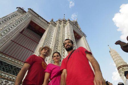 Thailandia: Bangkok, Wat Aran