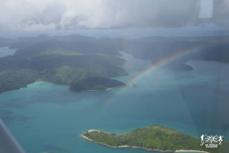 Whitsundays: Scenic Flight