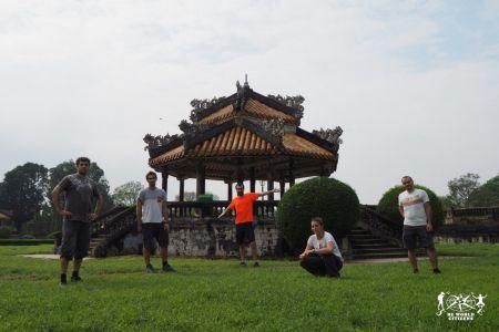 Vietnam: Citta Imperiale a Huè