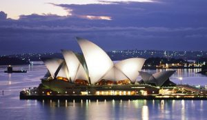 15.Sidney, Australia