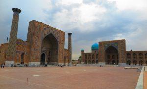 29.Samarcanda, Uzbekistan