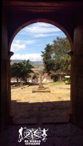 Barichara Chiesa