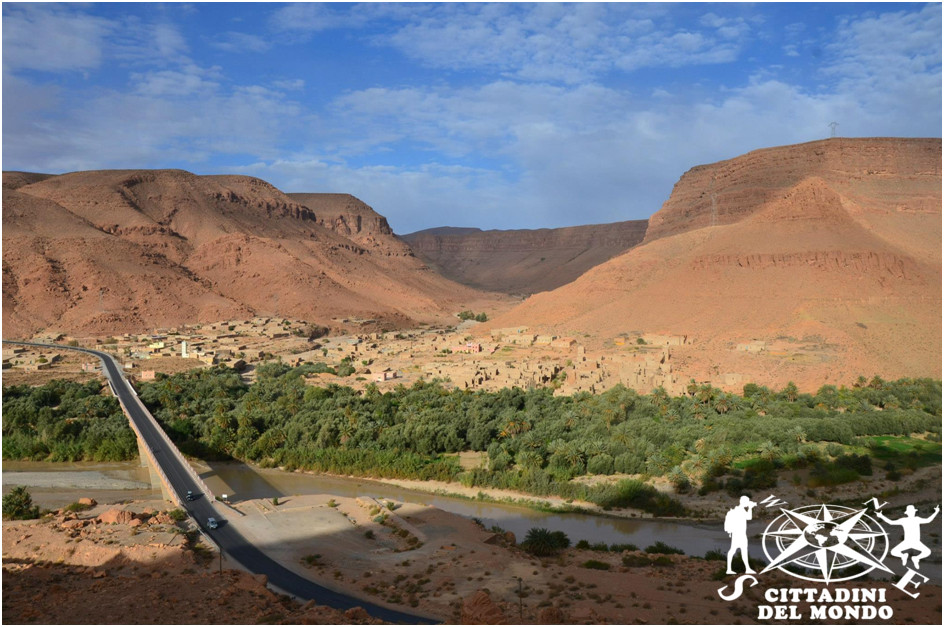 Sulla via verso il deserto