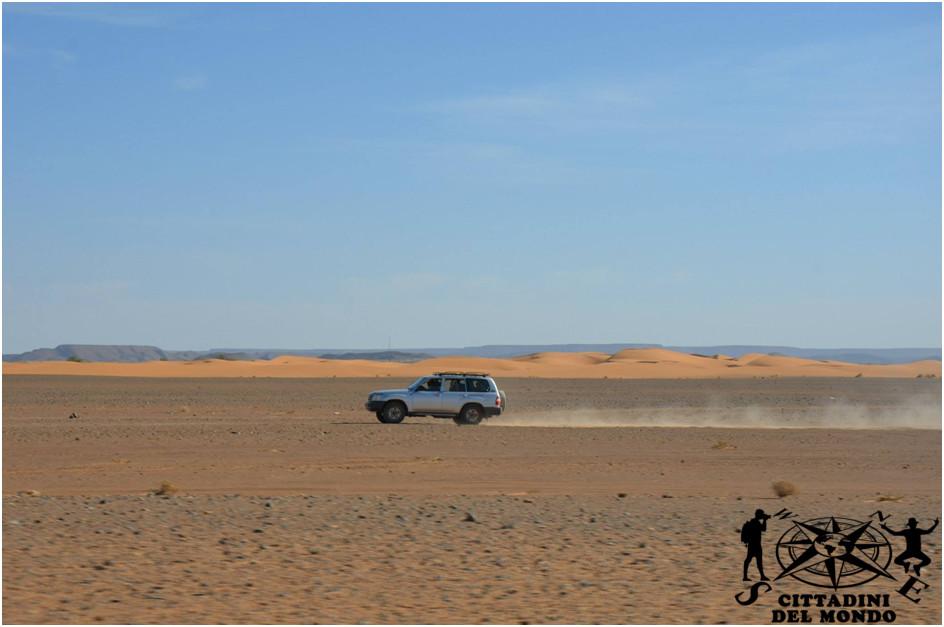 Merzouga - In jeep tra i campi nomadi