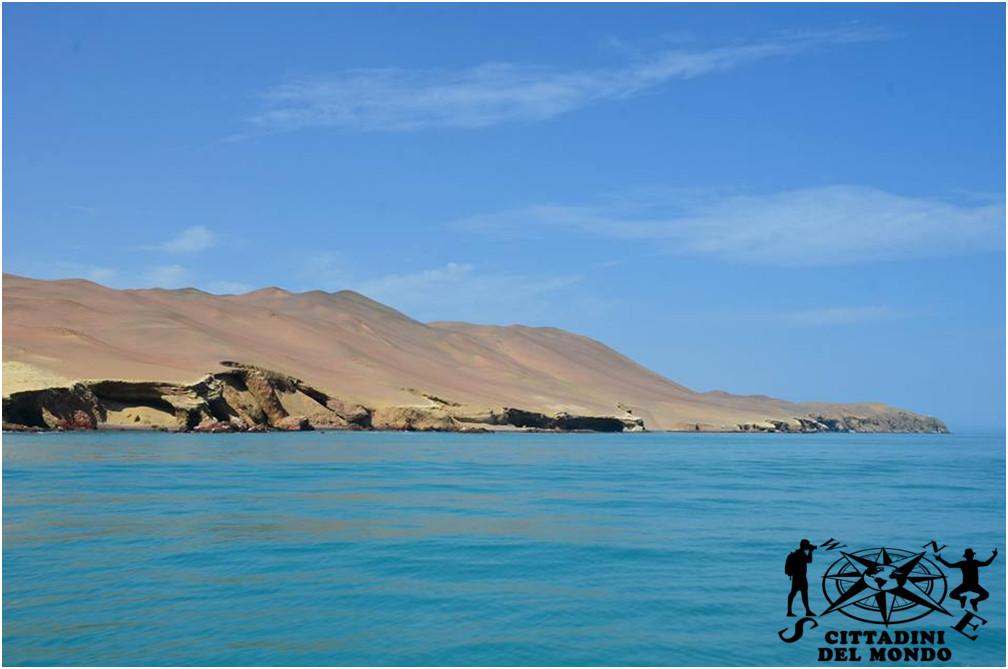 Isole Ballestas - Tour in barca