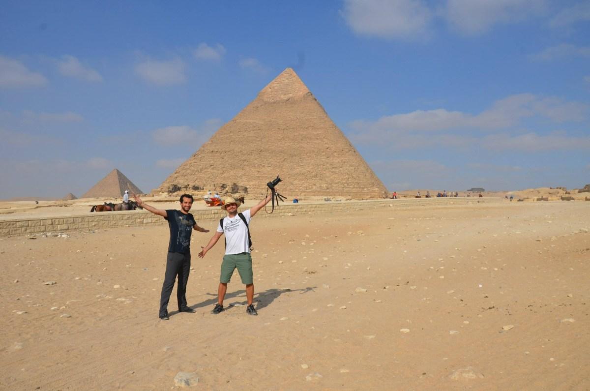 Egitto-Piramidi di Giza