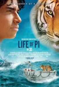 Vita di Pi (life of Pi)