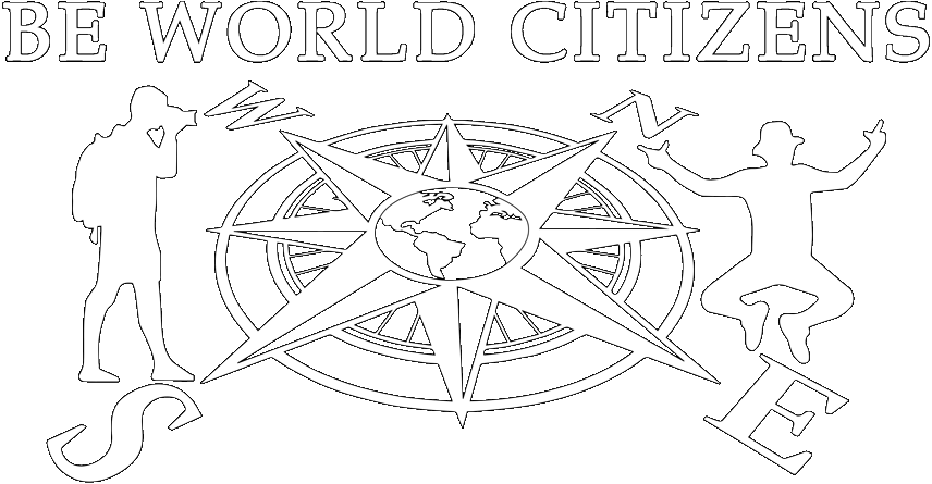 Logo Be World Citizens
