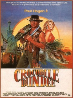 Mr Crocodile Dundee