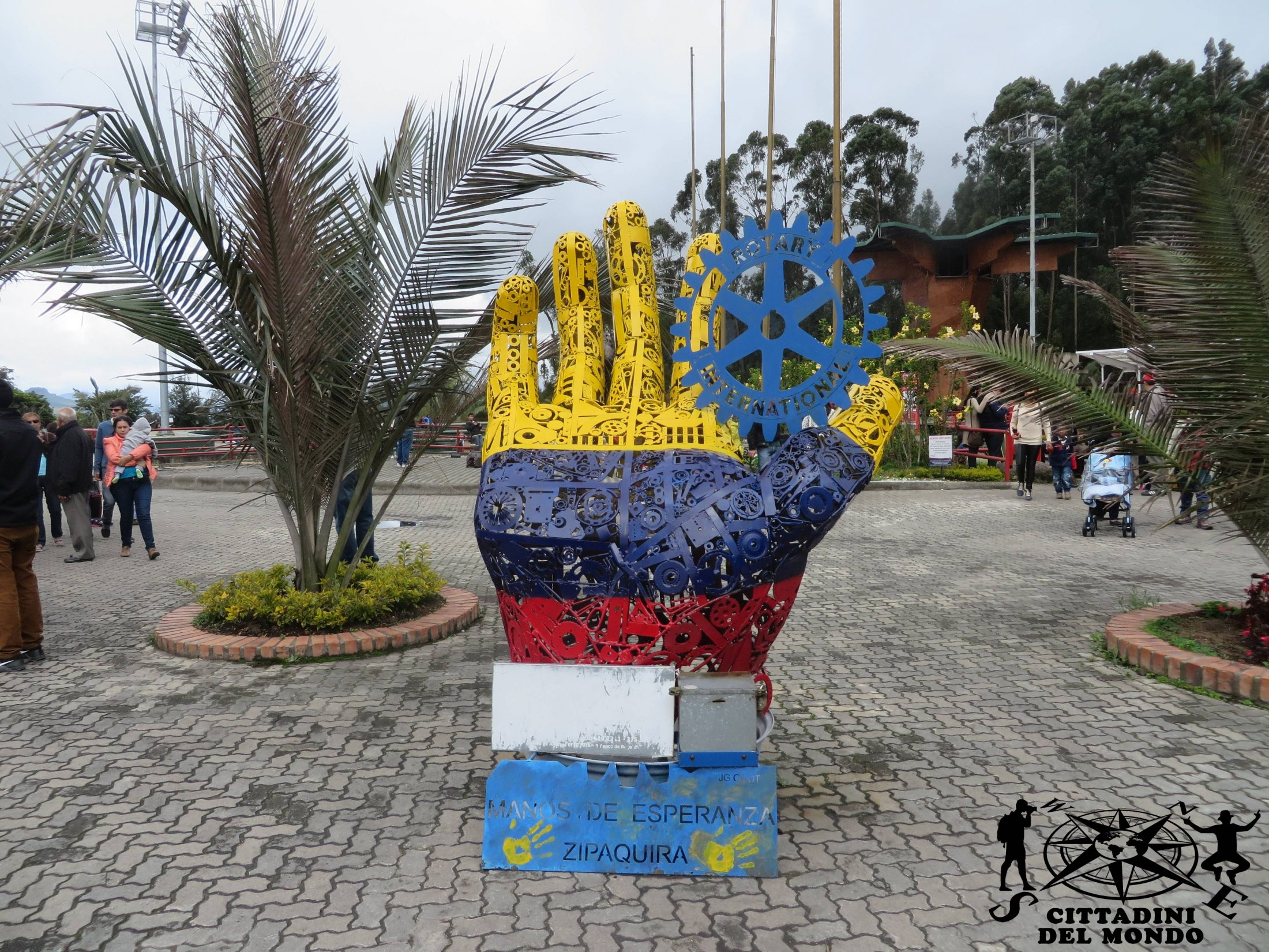 Galleria Colombia: Zipaquira