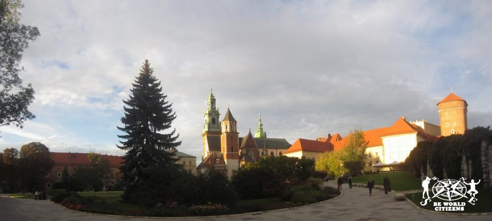 Cracovia - Esterno Castello 2