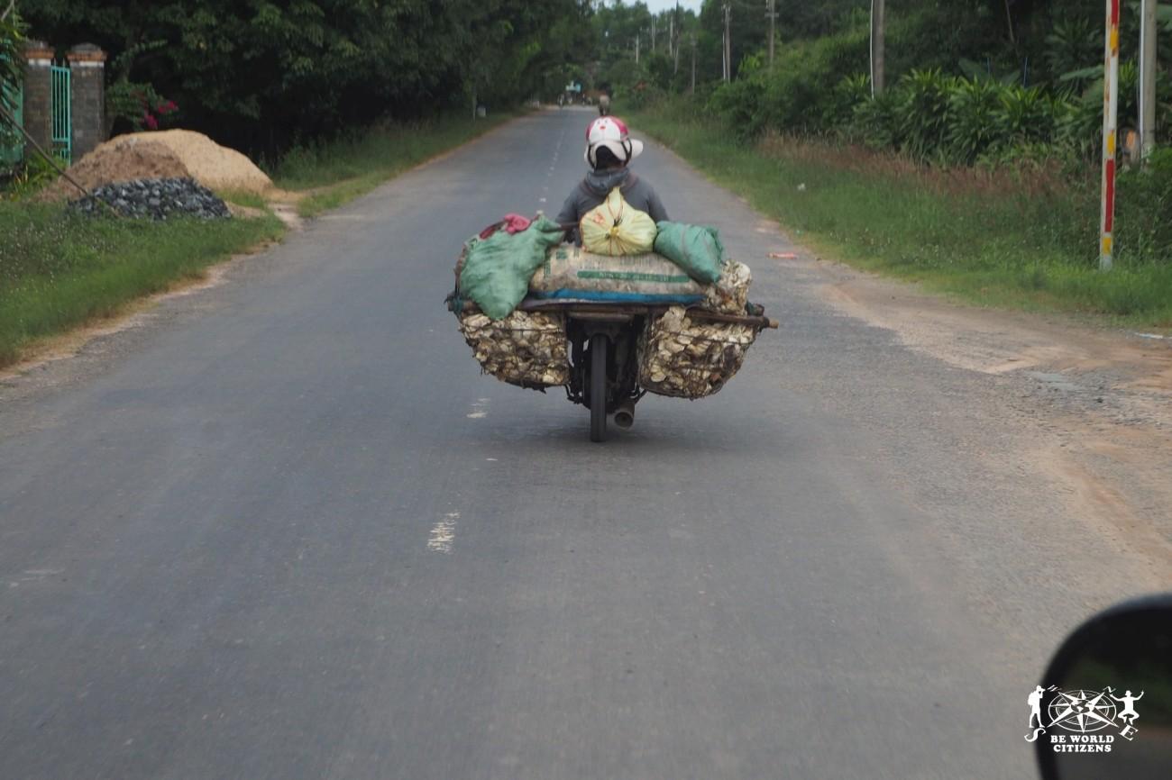 Trasporti eccezionali ad Ho Chi Minh