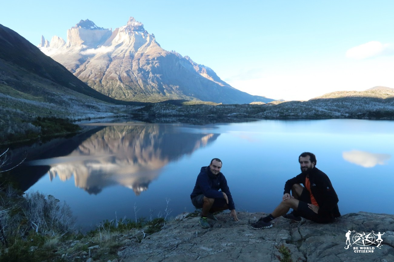 how to get from punta arenas to torres del paine