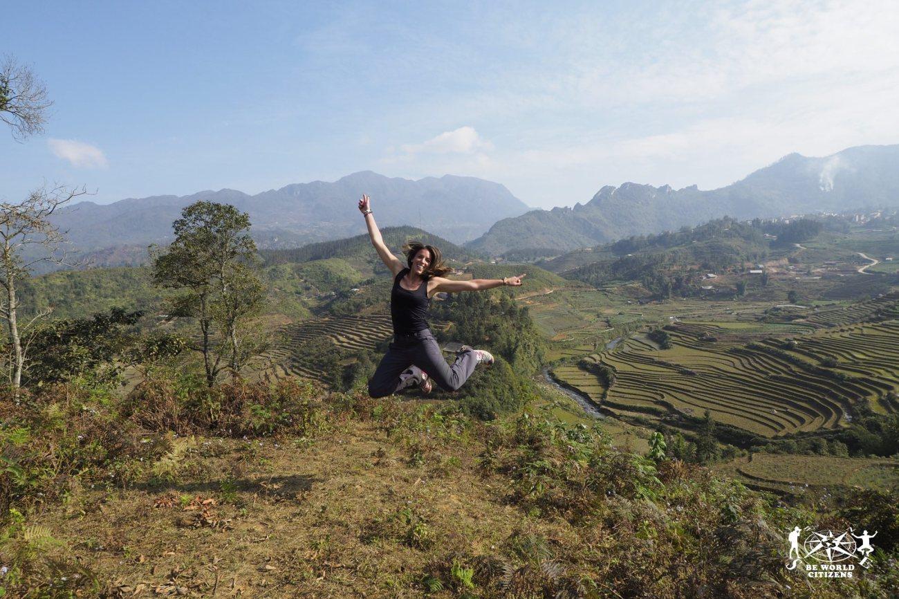 Vietnam: un salto a Sapa