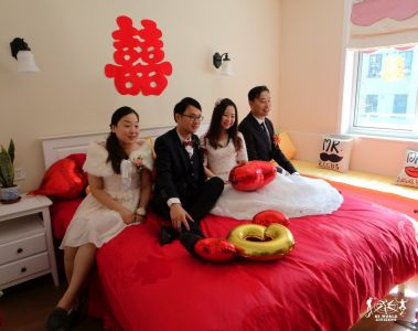 16.11.06 - Matrimonio Cinese, Shangai,cina(5)