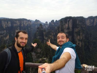 16.11.11-13 - Zhangjiajie National Park, Cina(304)