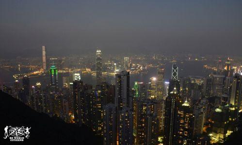 38. Hong Kong, Cina